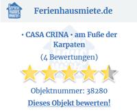 casa crina • karpaten ferienhaus villa rumänien sibiu-hermannstadt