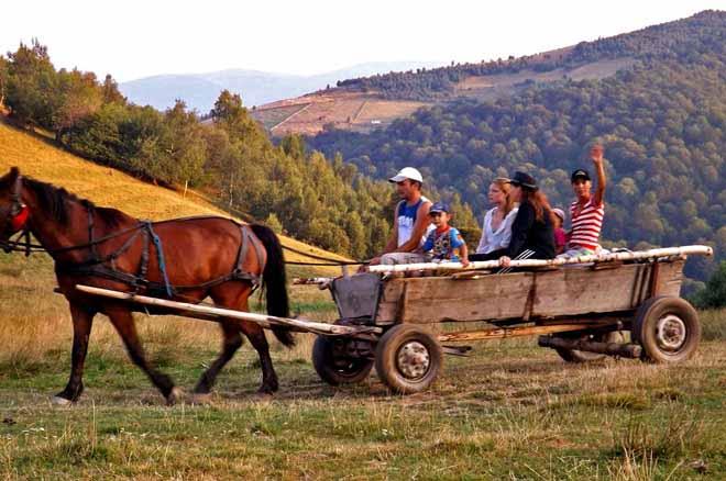 • romantische berghütte ohne strom mieten | selbstversorger hütte für 2 personen sibiu