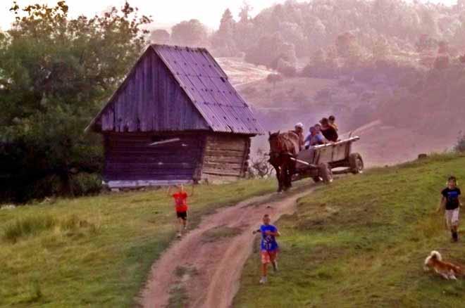 • urige berghütte mieten ohne strom| karpaten selbstversorgerhütten mieten für 2 personen