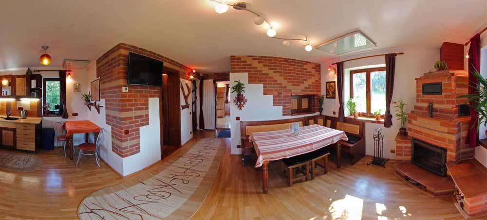 Casa Zollo   sibiu ferienhaus für 6 personen   siebenbürgen rundreise rumänien