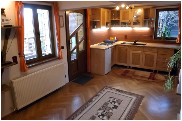 CASA ZOLLO II • location appartement roumanie transylvanie carpates sibiu