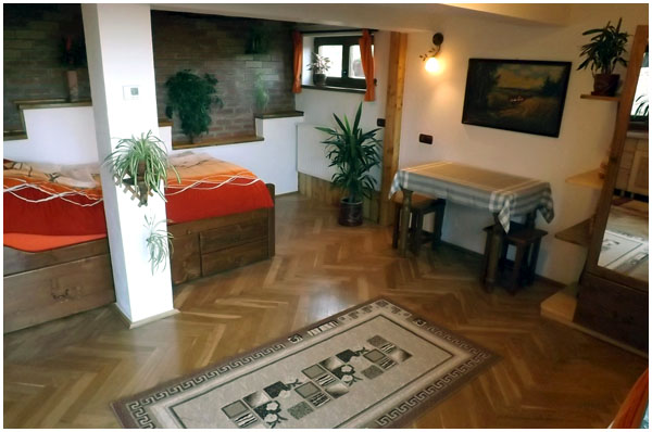 CASA ZOLLO II • location appartement roumanie sibiu transylvanie carpates