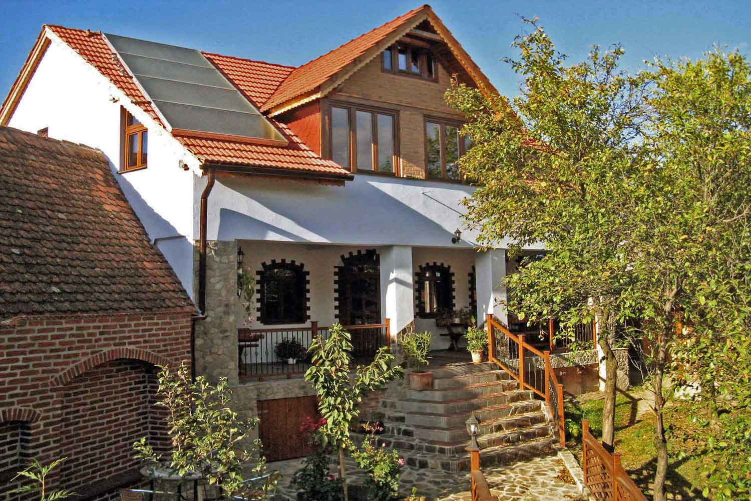 self catering transylvania villa romania family holidays