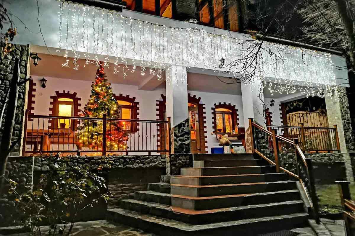 self catering transylvania villa for family holidays in romania