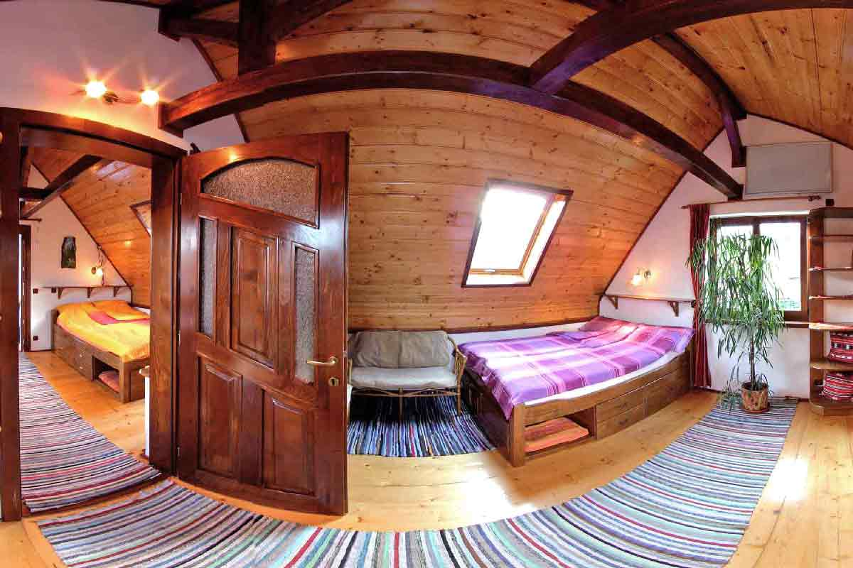 child friendly transylvania country holiday house for carpathians vacation
