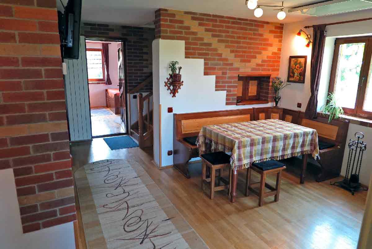 chalet villa transylvania for family holidays in romania