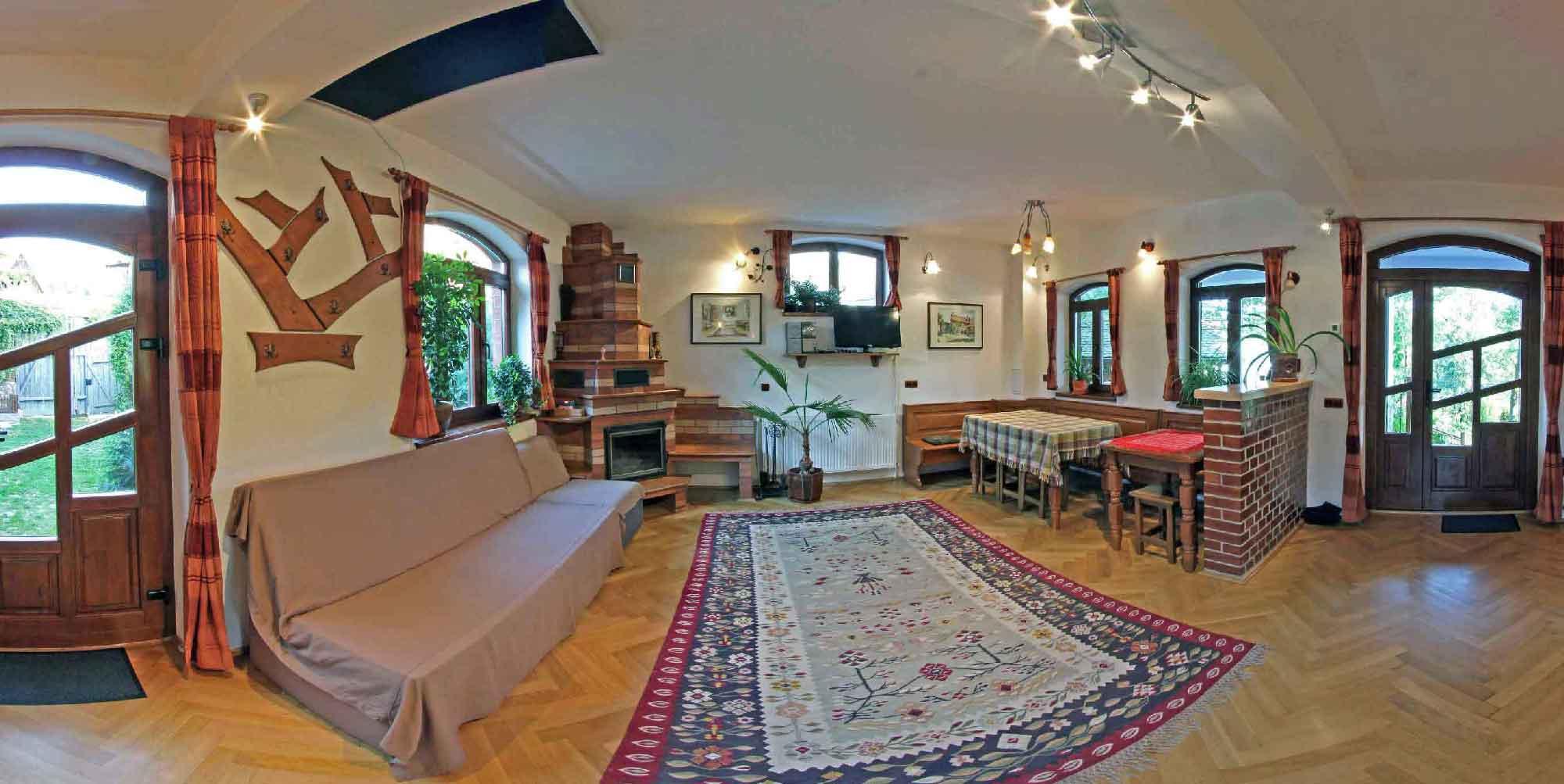transylvania villa romania sibiu