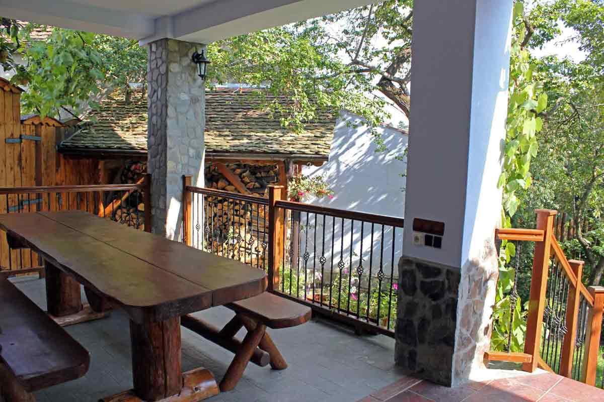 romania self catering villa sibiu