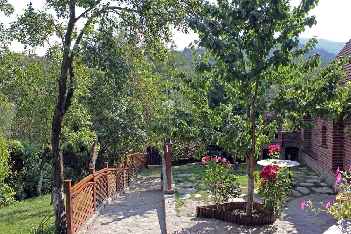 transylvania villa for self catering sibiu holidays in romania