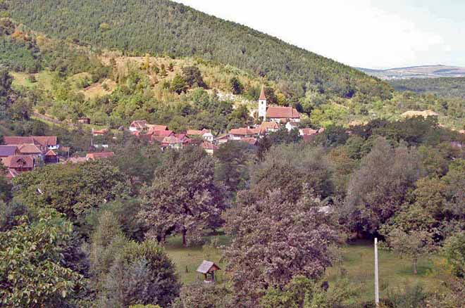 alpine hut carpathian mountain block house romania