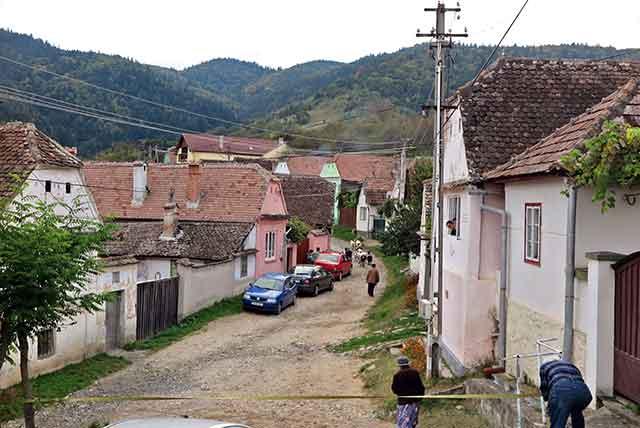 vacation transylvania landscape