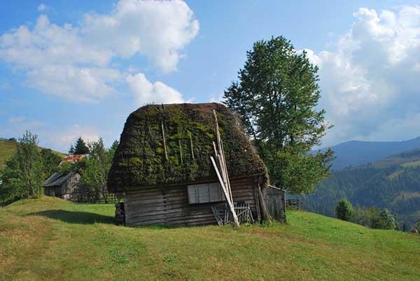 transylvanian mountains sibiu