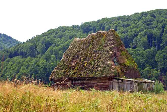 transylvania trekking romania