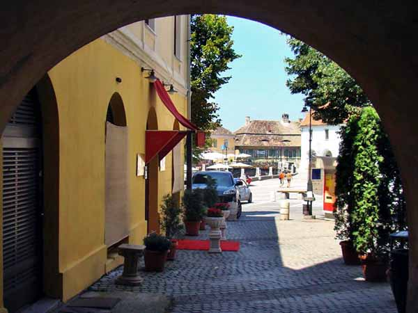 old town sibiu romania pictures of attractions