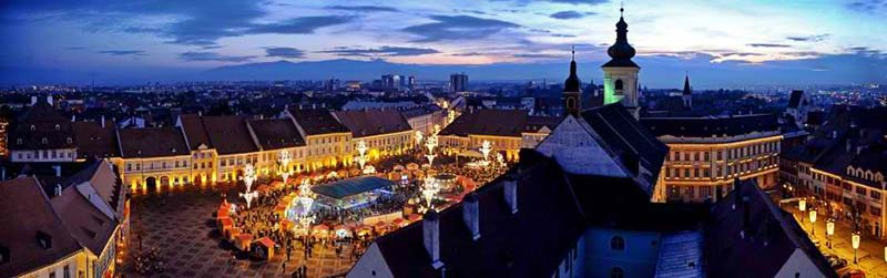 sibiu old town | attractions romania photos