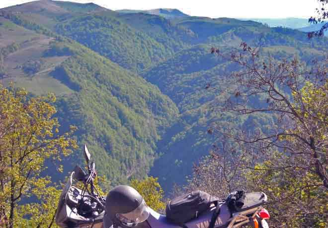 cycling romania enduro tours