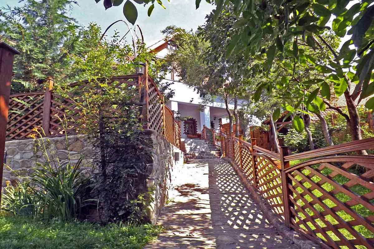 cazare sibiu cu semineu | vila de inchiriat regim hotelier marginimea sibiului