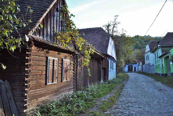 poze cabane si case de vacanta in marginimea sibiului