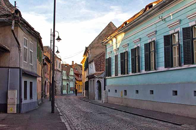 poze orasul sibiu foto galerie