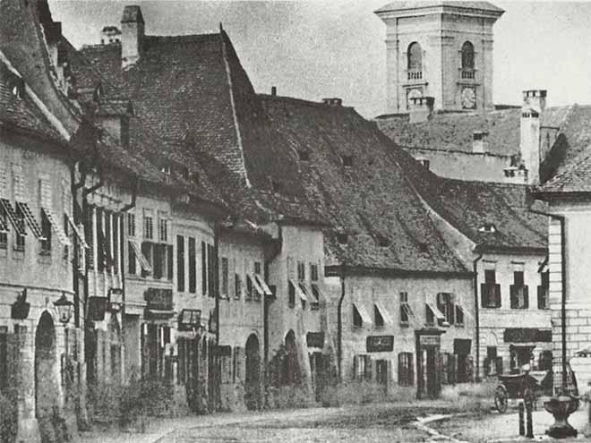 poze cu sibiu fotografii orasul vechi