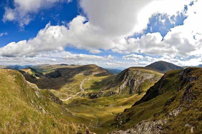 locuri de vizitat transalpina poze de munte