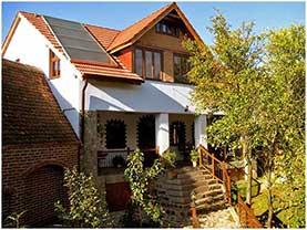 villa crina • poze case de vacanta imagini marginimea sibiului