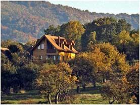 location chalet montagne transylvanie sibiu | rezervation location maison de vacances en roumanie
