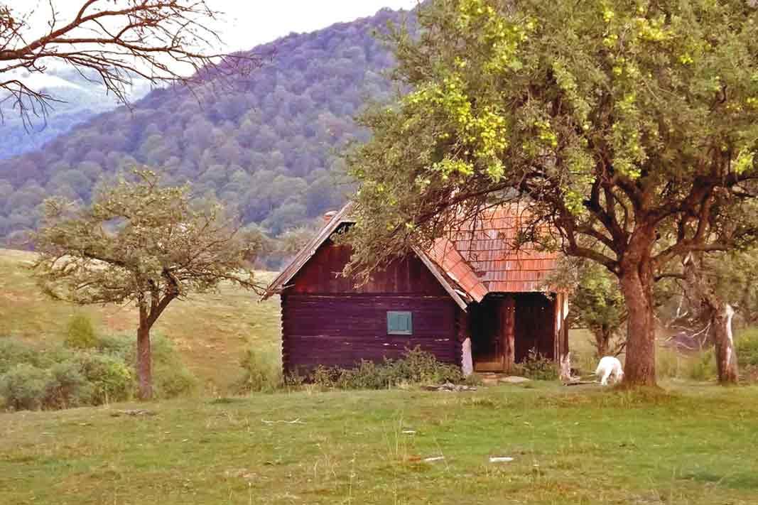 location cabane de berger carpates | location logement particulier roumanie | vacances transylvanie