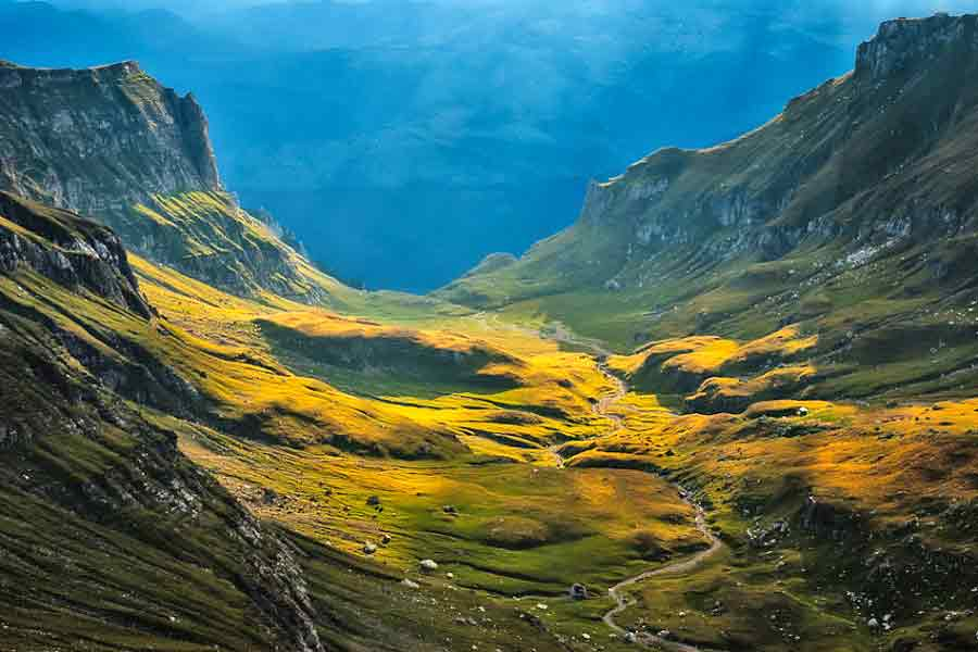 sibiu accommodation transylvania for hiking romania vacations carpathian mountains