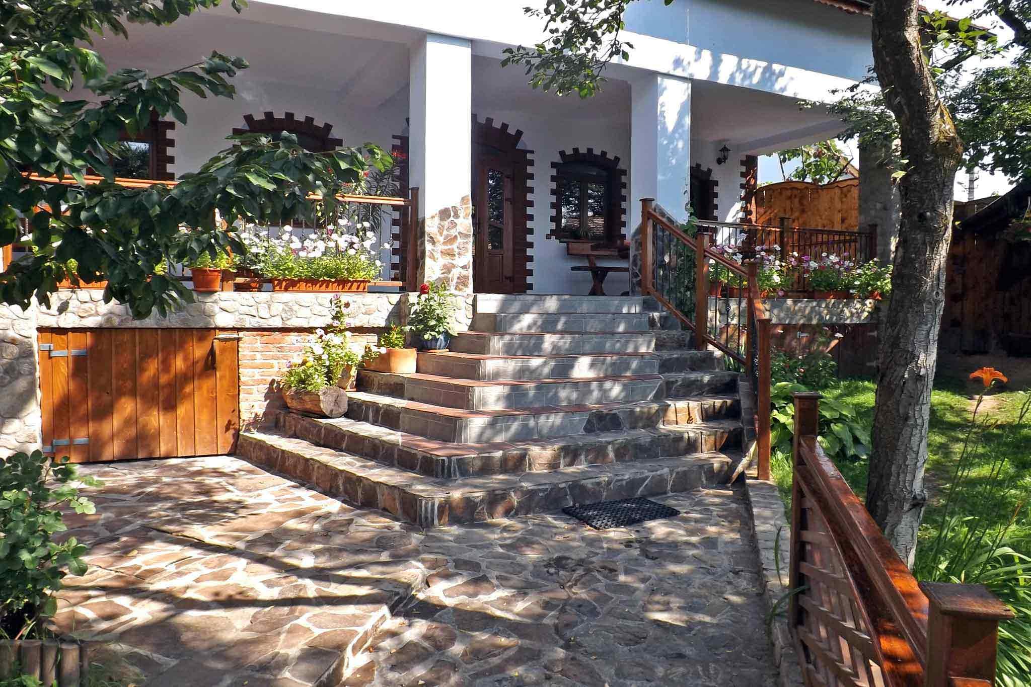 villa de vacances sibiu dans les montagnes de carpates | location roumaines en transylvanie