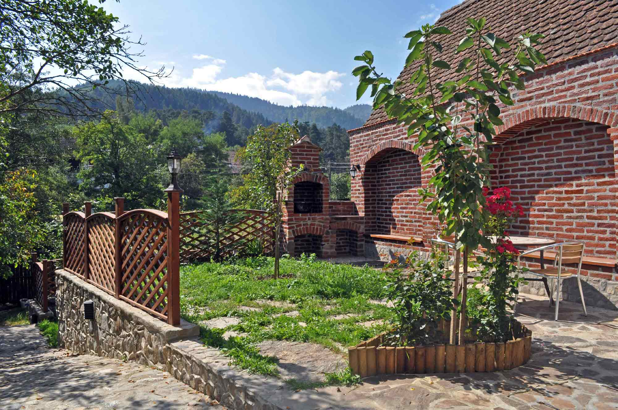 location villa roumanie private aux carpates | sejour vacances sibiu self catering transylvanie