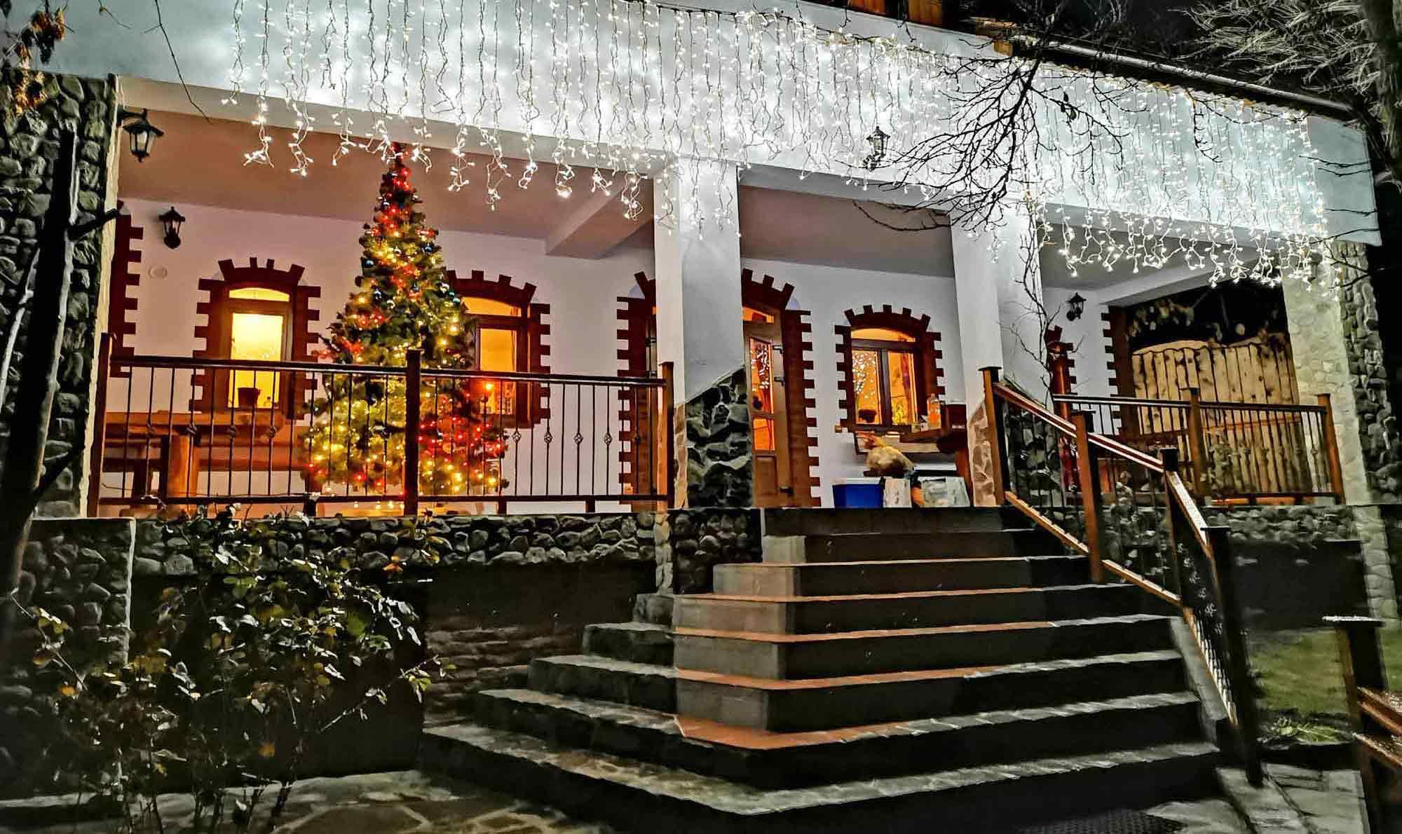 self catering location villa de vacances roumanie sibiu transylvanie
