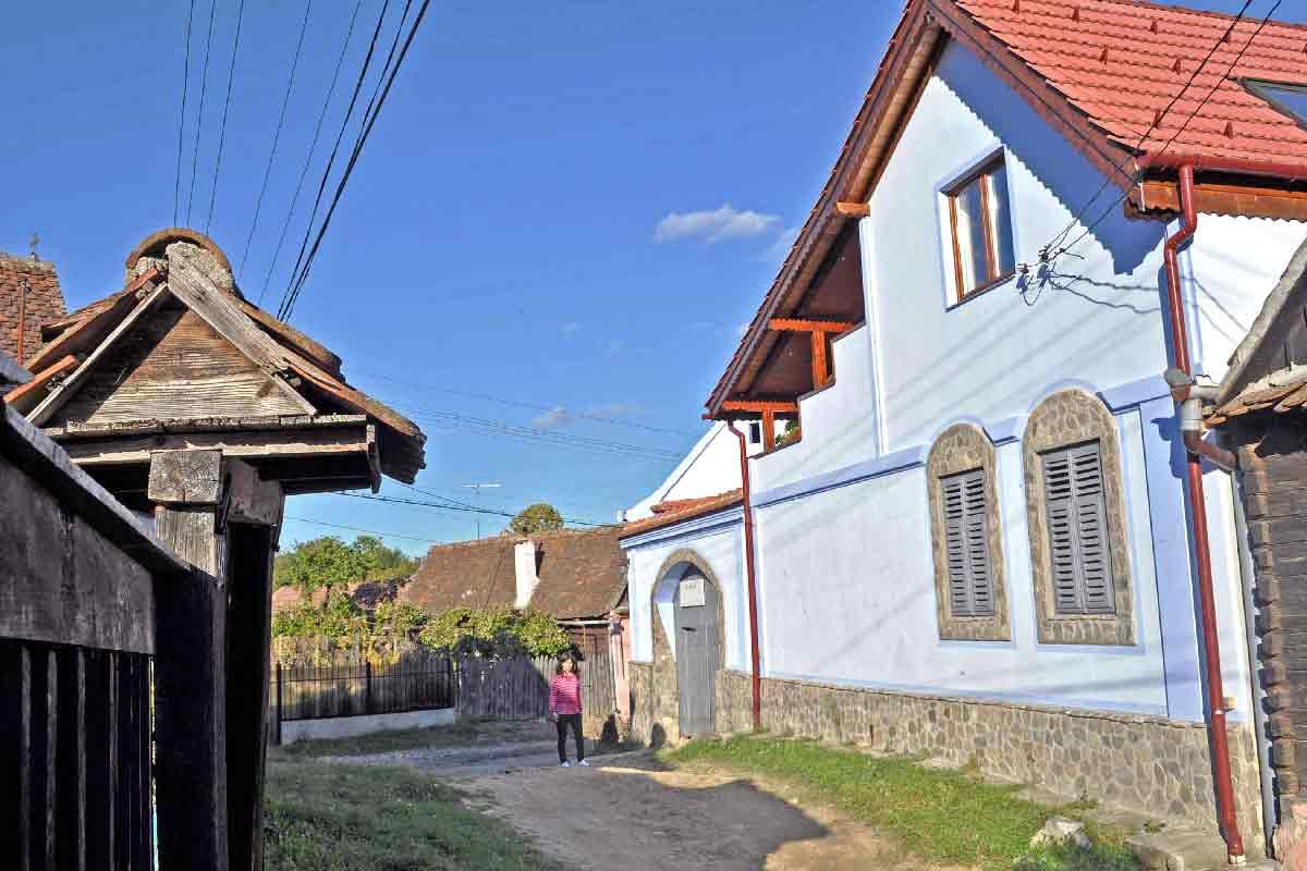 location maison campagne carpates
