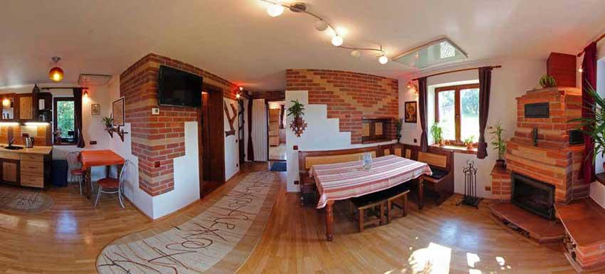 Casa Zollo | chalet à louer dans les carpates en transylvanie, roumanie près de sibiu