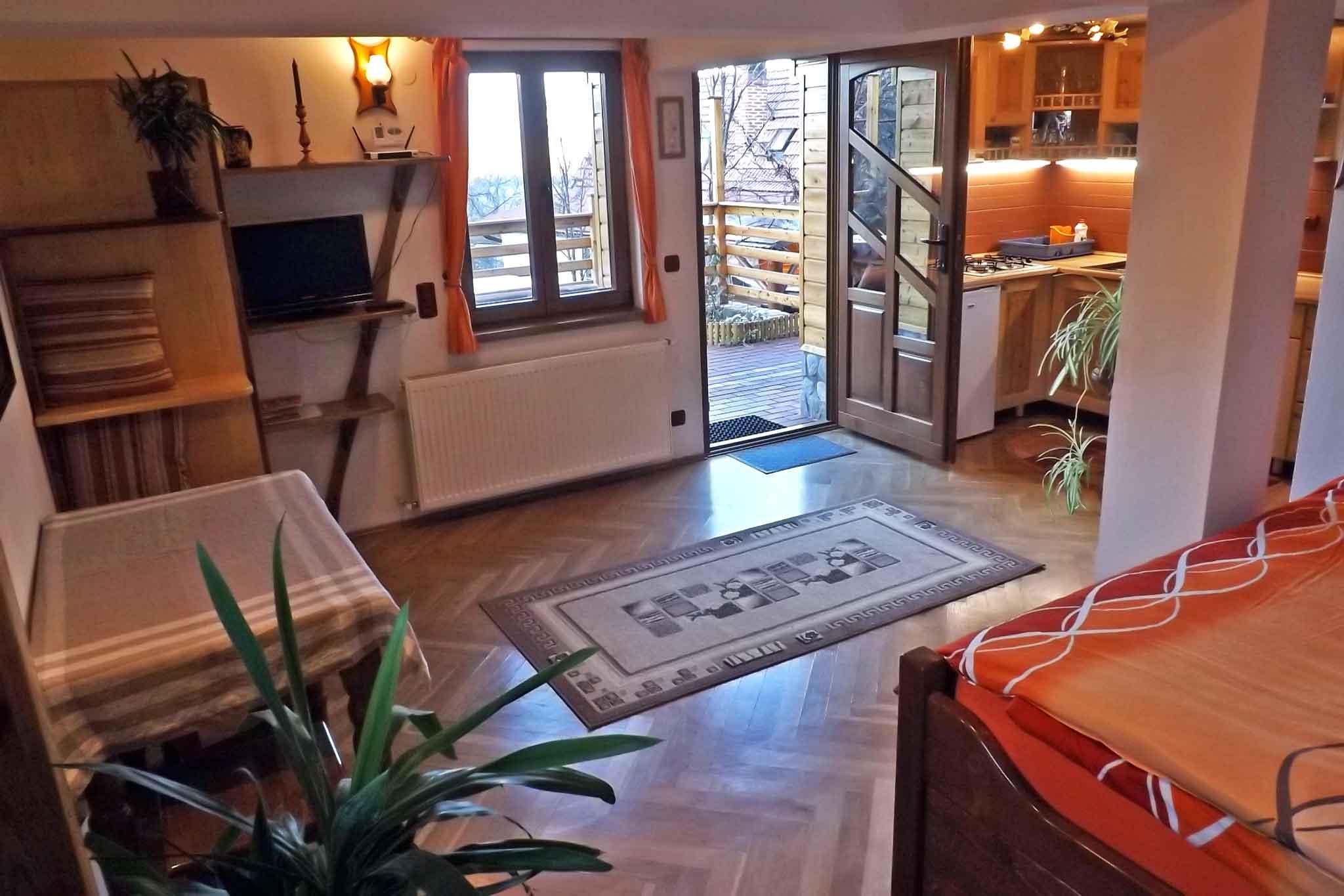 location appartement sibiu pour des célibataires en vacances en roumanie