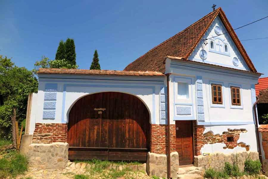 location fermette roumanie pour vacances en famille dans les carpates de transylvanie