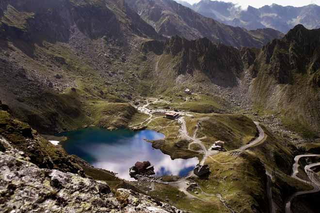 route transfagarasan roumanie – plus belle route en moto