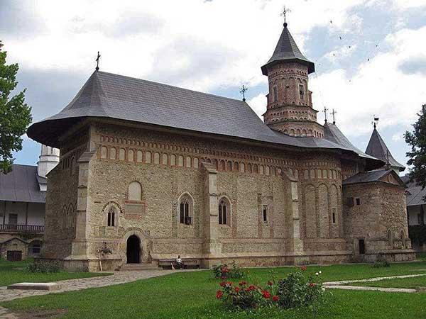 monasteries romania