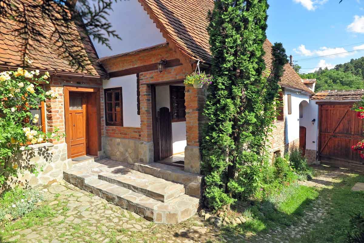 bauernhofferien rumänien am fuße der karpaten