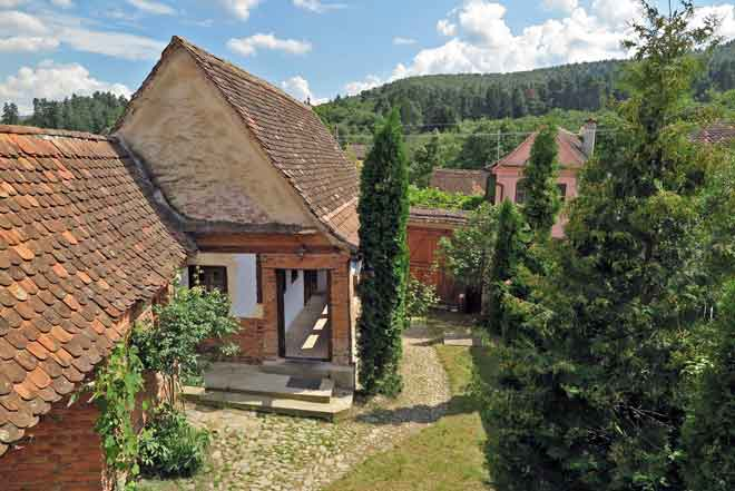 buchung casa lopo | ferien-bauernhof sibiu-hermannstadt, transsilvanien-siebenbürgen, rumänien