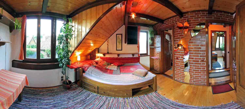 ferienhaus-villa mit kamin sibiu-hermannstadt rumänien für 8-10 personen