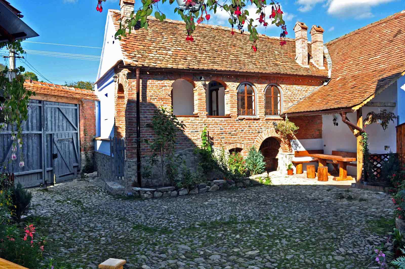 rumänien ferienwohnung siebenbürgen für 2-3 personen