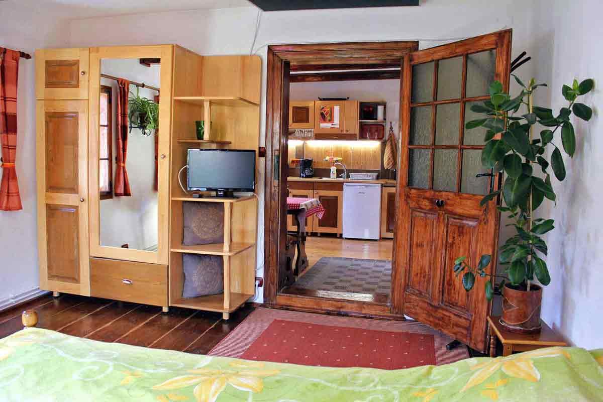 private sibiu-ferienwohnung für 2 personen in rumänien