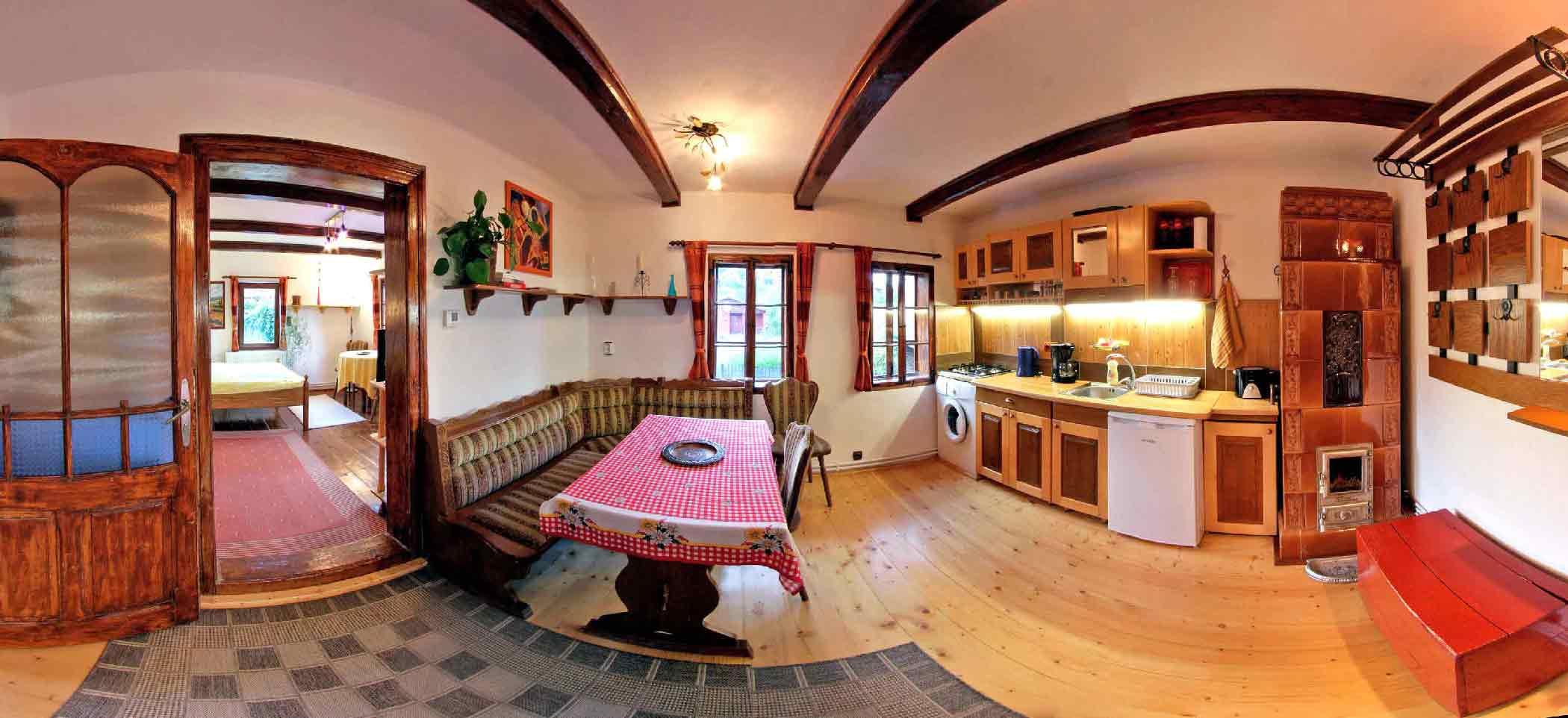 2-personen ferienwohnung in rumänien siebenbürgen