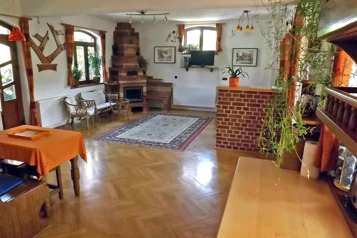 casa villa crina ferienhaus sibiu rumänien