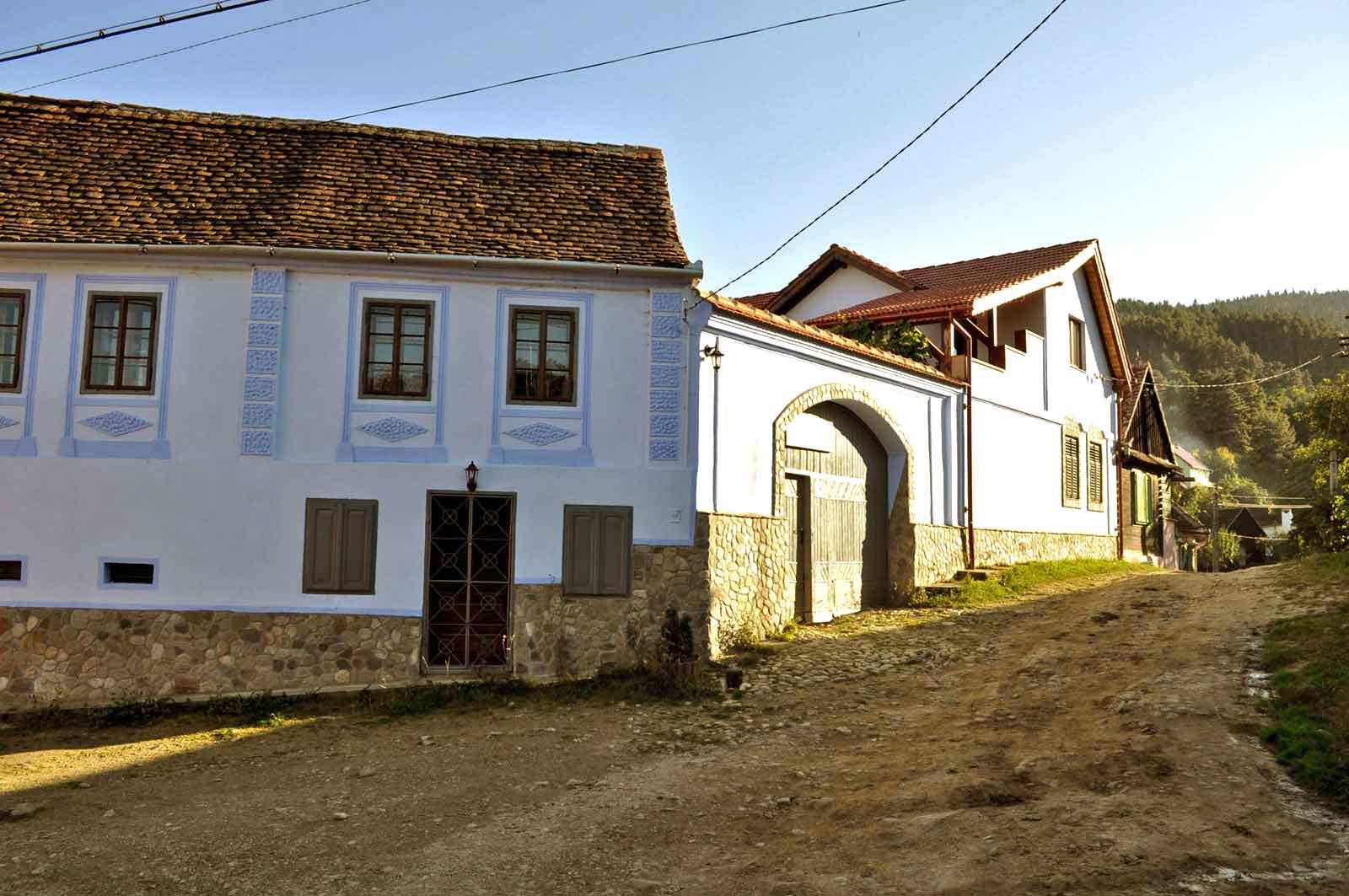 casa-ferienwohnung von privat für transsilvanien-urlaub in rumänien