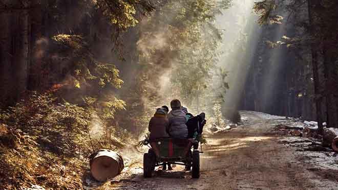 rumänien wanderreise karpaten wandern