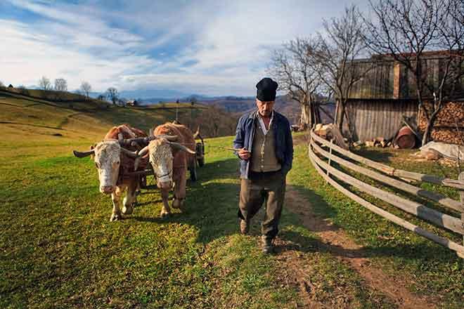 transsilvanien karpaten wandern rumänien gebirge