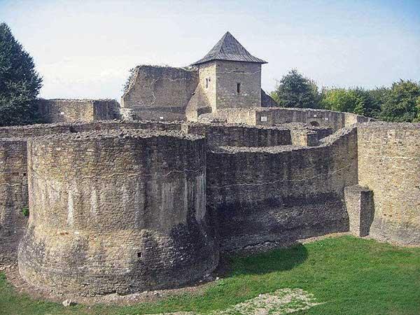 burgen rumänien