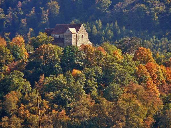 kirchenburgen rumänien